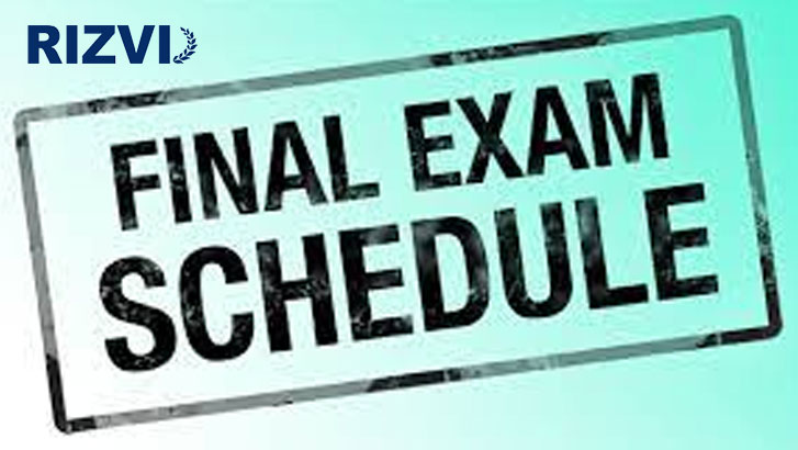 blog post, exam schedule, allahabad